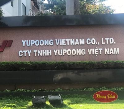 CÔNG TY MAY YUPOONG DONG NAI